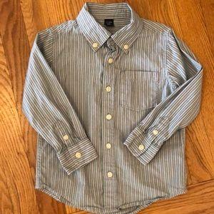 Boys Gap 4T dress shirt